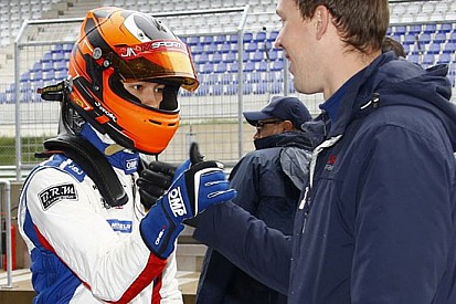 Aitken in pole anche sull'asciutto al Red Bull Ring