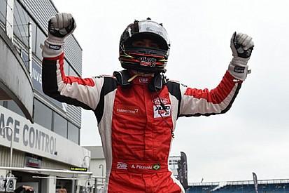 Pizzonia batte Regalia e vince in Gara 1 a Silverstone