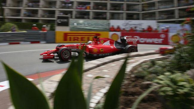 Monaco, Libere 3: Vettel si mette dietro le Mercedes!