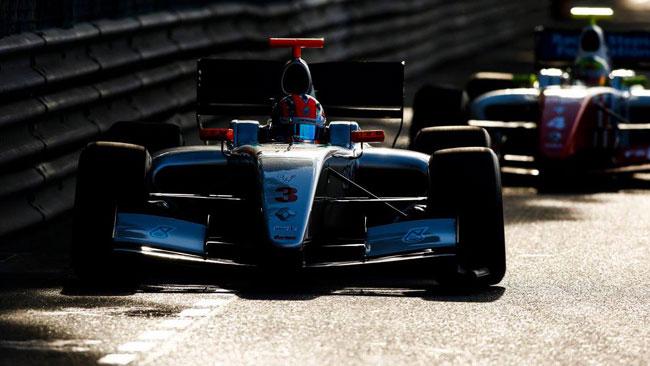 Bella pole position di Jazeman Jaafar a Monaco
