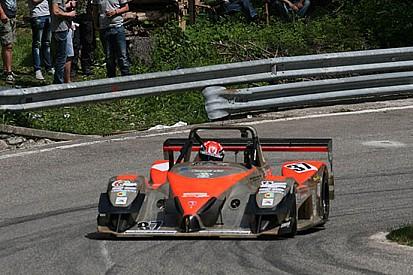 Michele Fattorini trionfa a Verzegnis