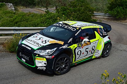 Alessandro Bosca trionfa al Rally del Salento