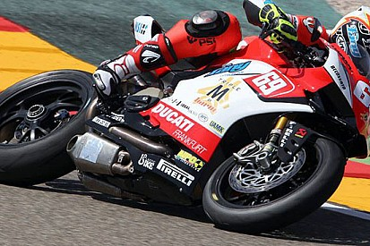 Imola, Libere 2: Jezek porta la Ducati in vetta