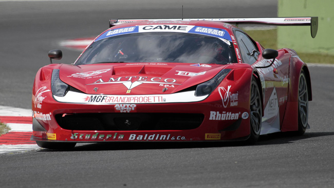 GT3, Vallelunga, Gara 2: si rilanciano Casè-Gattuso