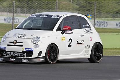 Niklas Lilja in pole position nel round di Vallelunga