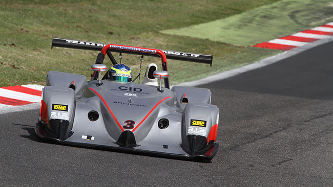 Doppia pole position per Jacoboni a Vallelunga