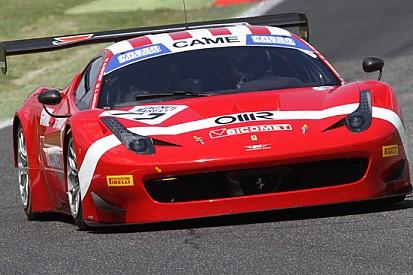 GT3, Vallelunga, Q2: Venturi vola sulla Rossa