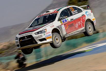 Max Rendina torna nel Tricolore Rally all'Adriatico