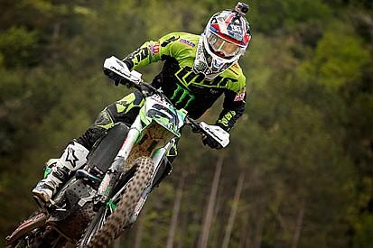 Ryan Villopoto in forse per la gara di MXGP in Olanda