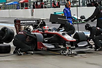 La Super Formula inizia in salita per Andrea Caldarelli