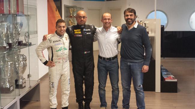 Racing Studios con Biagi-Francioni e Mancinelli-Geri