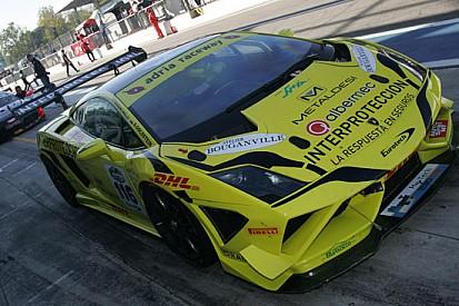 Arrivano due Lamborghini in classe GT Cup