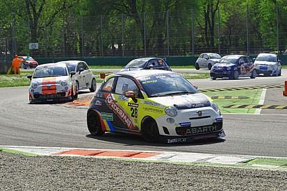 Festa per Eric Scalvini nella seconda gara di Monza