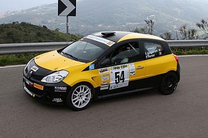 La prima del Clio R3 IRC è di Gasperetti all'Elba