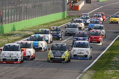 Niklas Lilja trionfa a Monza nel Trofeo Abarth