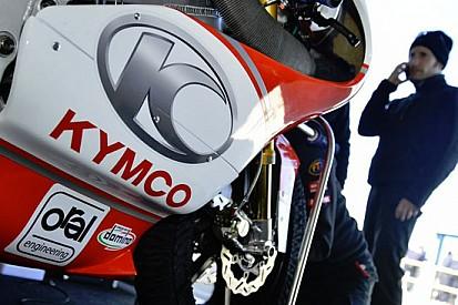 Kymco Oral Racing Team raddoppia con Gabellini