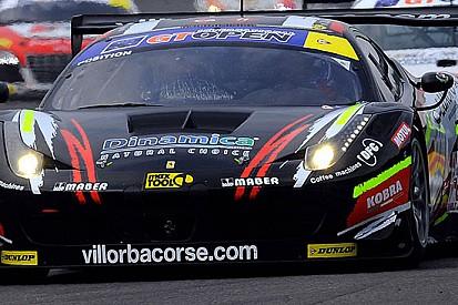 Villorba Corse in GT Open con Balzan-Benucci
