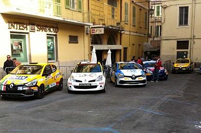 Rallye di Sanremo, Trofeo Renault Clio R3T, comanda Rossetti