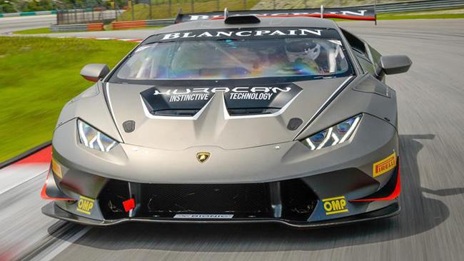 Antonelli Motorsport a Monza con due Huracán
