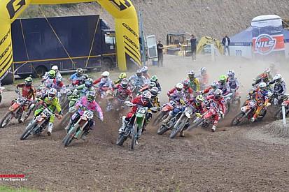 """Nel Tricolore Motocross arriva il """"Supercampione"""""""