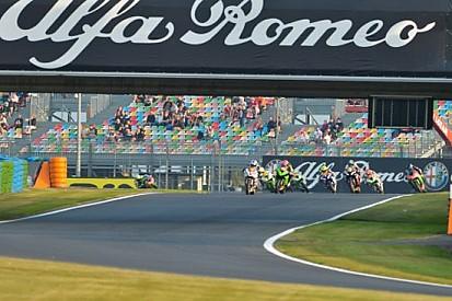 La Stock 600 parte ad Aragon con 38 moto in pista