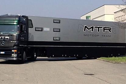 Tre giorni di test Rijeka per l'MTR Moto.Gp Team