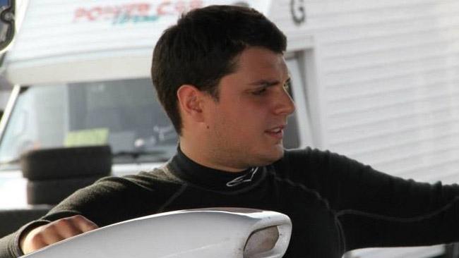 Alberto Rossi nello Junior al Ciocco su una 208 R2