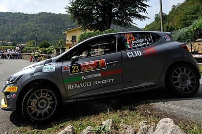 Al Ciocco scattano anche i Trofei Rally Renault 2015