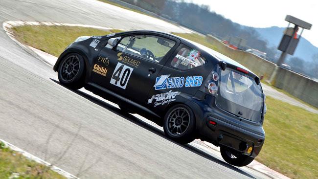 Individual Races Series: la prima è di Mauro Rampini