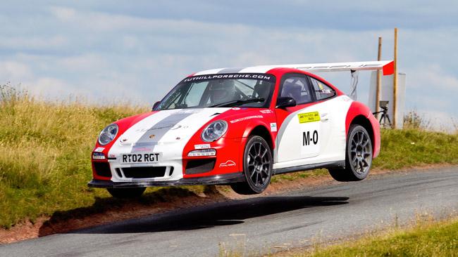 Nel Tricolore WRC arriva la categoria RGT