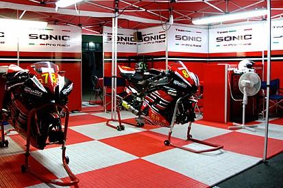 Il team Sonic Pro Race ha scelto Santoro e Lorenzetti