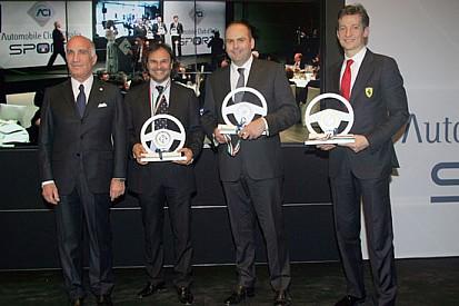 Premiati a Verona i Campioni d'Automobilismo 2014