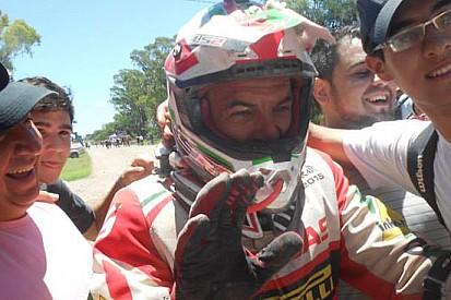 """Casuccio: """"Finire la Dakar è come una laurea"""""""