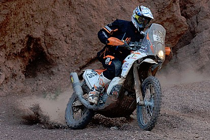 Dakar, Moto, Tappa 12: primo centro per Toby Price
