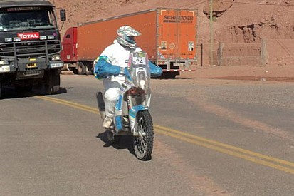 Dakar: secondo trasferimento al gelo per i motociclisti