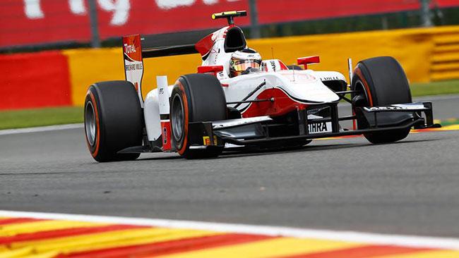 Stoffel Vandoorne ancora in GP2 nel 2015