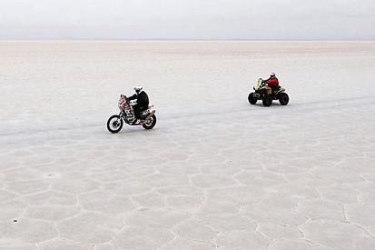 "Dakar, Brioschi: ""Una follia mandarci nel lago salato"""