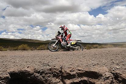 Dakar 2015, Moto: l'ottava tappa partirà in ritardo