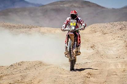 Dakar, Moto, Tappa 7: Goncalves e Coma si rilanciano
