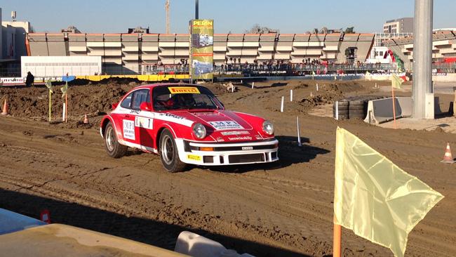 Trofeo Autostoriche: Caffi fa il vuoto con la Porsche