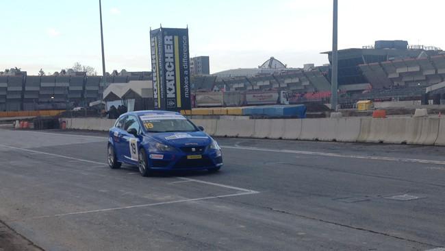 Di Folco vince la gara ad eliminazione del Motor Show