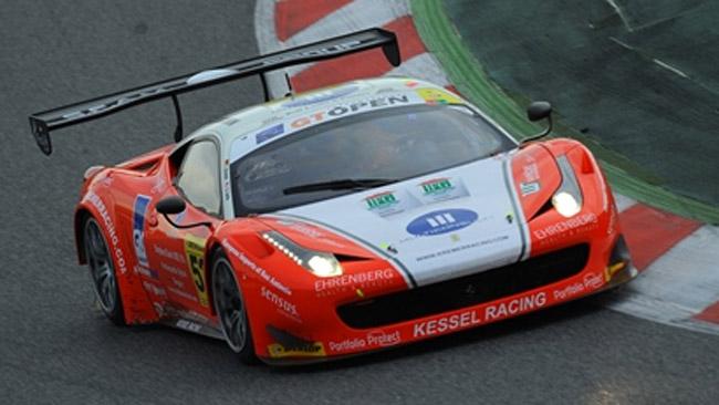 A Barcellona si rivede il Kessel Racing