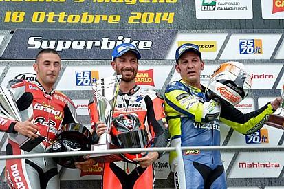 Ivan Goi vince il titolo tricolore 2014