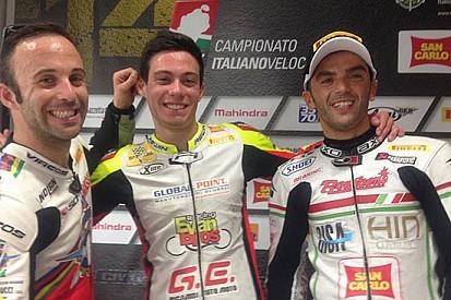 In Gara 1 vince Caricasulo al fotofinish!