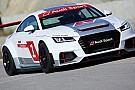 Ecco l'Audi TT Sport Cup l'entry level da 99 mila euro!