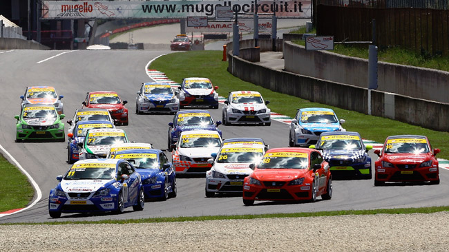 SEAT Ibiza Endurance Trophy: al Mugello la 4 Ore