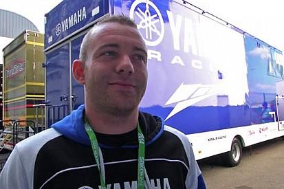 Lucas Mahias con la DMC Panavto Yamaha a Losail