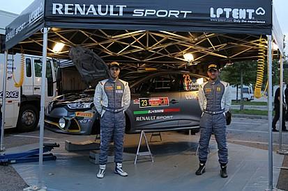 Bilancio positivo per i Trofei Rally Renault 2014