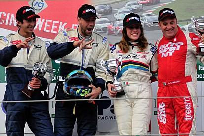 Impegnativo weekend per le Peugeot RCZ ad Imola