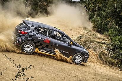 Al Rally Due Valli debutta la nuova Clio R3T
